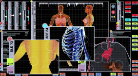 Woman Medical Scan